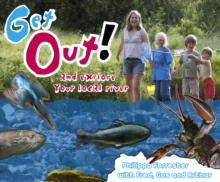 Get Out : Halcyon River Activity Book, Hardback