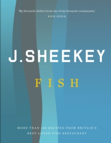 J. Sheekey FISH, Hardback