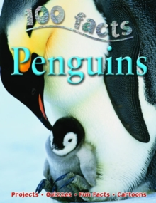 100 Facts on Penguins, Paperback