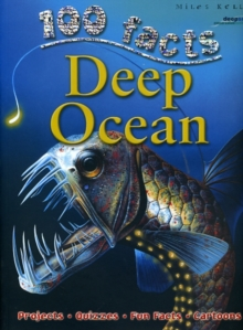 100 Facts Deep Ocean, Paperback Book