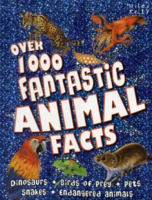 Over 1000 Fantastic Animal Facts, Paperback