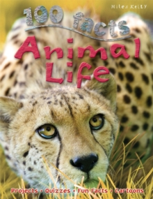 100 Facts Animal Life, Paperback