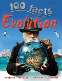 100 Facts Evolution, Paperback