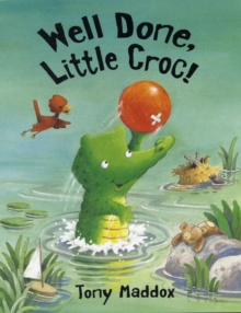 Well Done, Little Croc!, Paperback