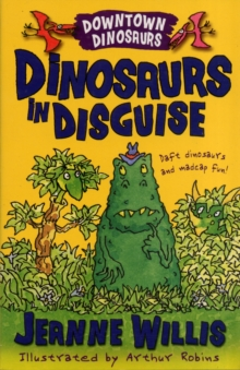 Dinosaurs in Disguise, Paperback