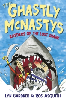 The Raiders of the Lost Shark, Paperback