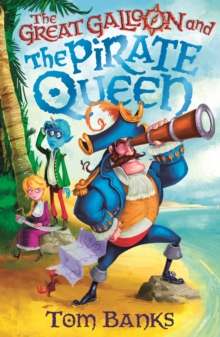 The Great Galloon and the Pirate Queen, Paperback