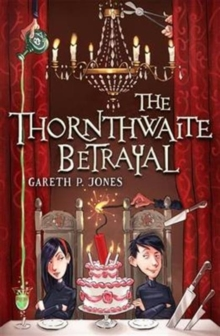 The Thornthwaite Betrayal, Paperback Book