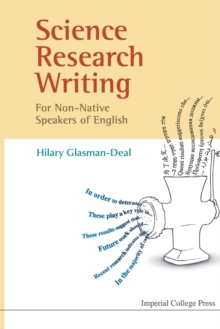 Science Research Writing for Non-Native Speakers of English, Paperback