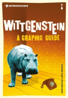 Introducing Wittgenstein : A Graphic Guide, Paperback Book