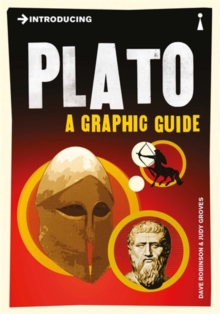 Introducing Plato : A Graphic Guide, Paperback