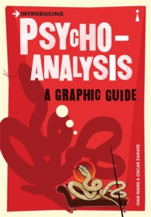 Introducing Psychoanalysis : A Graphic Guide, Paperback