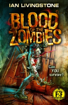 Blood of the Zombies, Paperback