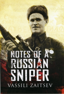 Notes of a Russian Sniper, Hardback Book