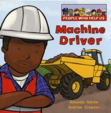 Machine Driver, Paperback Book