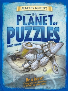 The Maths Quest: The Planet of Puzzles, Paperback