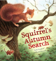 Squirrel's Autumn Search, Paperback