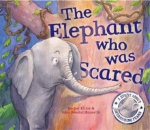 The Elephant Who Was Scared, Paperback Book