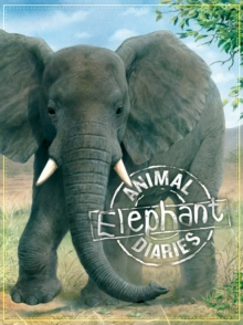 Animal Diaries: Elephant, Paperback Book