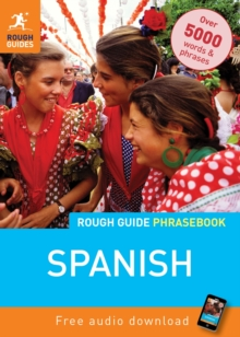 Rough Guide Phrasebook: Spanish, Paperback