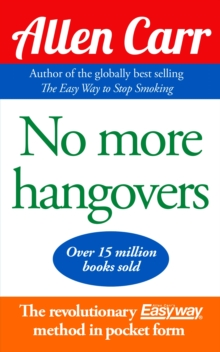 No More Hangovers, Paperback