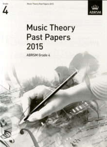 Music Theory Past Papers 2015, ABRSM Grade 4, Sheet music