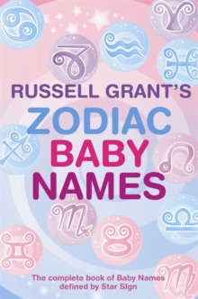 Russell Grant's Zodiac Baby Names, Paperback Book