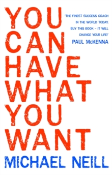 You Can Have What You Want, Paperback
