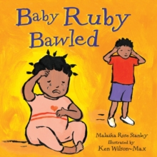 Baby Ruby Bawled, Paperback Book