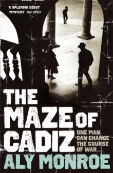 The Maze of Cadiz : A Peter Cotton Book, Paperback Book