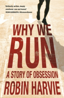 Why We Run, Paperback