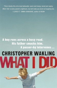 What I Did, Paperback