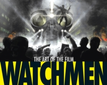 Watchmen The Art of the Film, Hardback Book