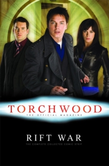 Torchwood : Rift War, Paperback