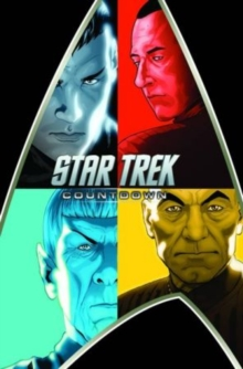 Star Trek : Countdown (The Movie Prequel), Paperback Book