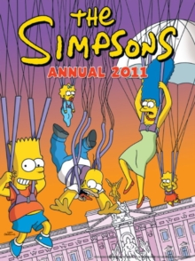 The Simpsons : Annual 2011, Hardback Book