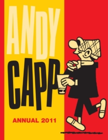 Andy Capp Annual 2011, Hardback