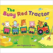 The Busy Red Tractor, Hardback