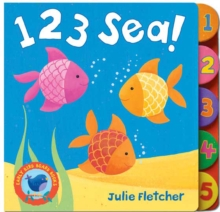 123 Sea!, Board book