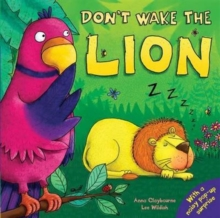 Don't Wake the Lion, Novelty book Book