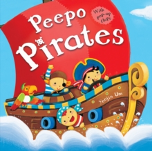 Peepo Pirates, Novelty book