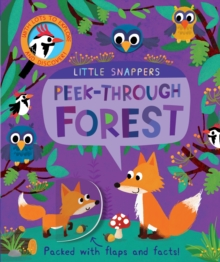 Peek-Through Forest, Novelty book Book