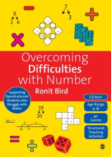 Overcoming Difficulties with Number : Supporting Dyscalculia and Students Who Struggle with Maths, Paperback