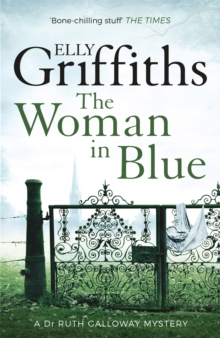 The Woman in Blue, Paperback Book