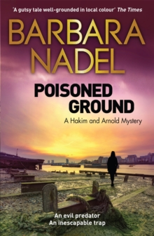 Poisoned Ground : A Hakim and Arnold Mystery, Paperback Book