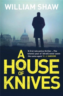 A House of Knives, Paperback Book