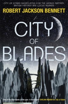 City of Blades, Paperback Book
