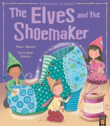 The Elves and the Shoemaker, Paperback Book