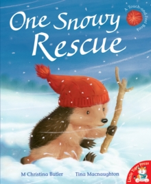 One Snowy Rescue, Paperback
