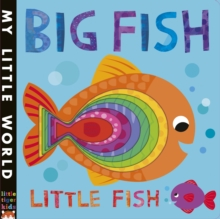 Big Fish, Little Fish : A Bubbly Book of Opposites, Novelty book Book